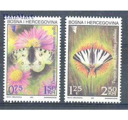 Bośnia i Hercegowina 2002 Mi 259-260 Czyste **