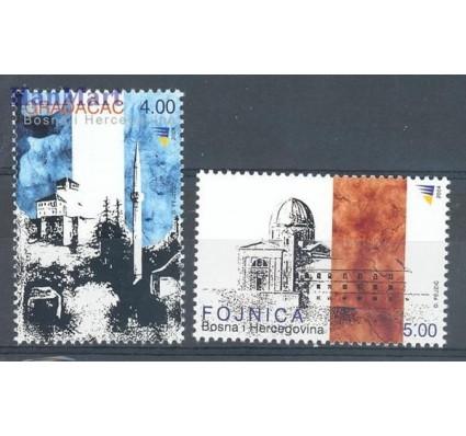 Znaczek Bośnia i Hercegowina 2004 Mi 337-338 Czyste **