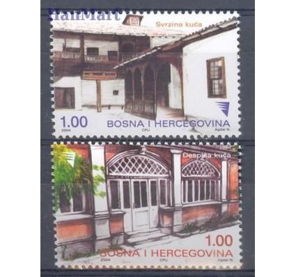 Znaczek Bośnia i Hercegowina 2004 Mi 370-371 Czyste **