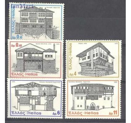Znaczek Grecja 1975 Mi 1201-1205 Czyste **