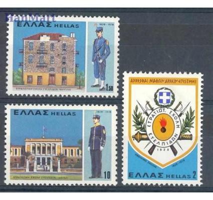 Znaczek Grecja 1978 Mi 1341-1343 Czyste **