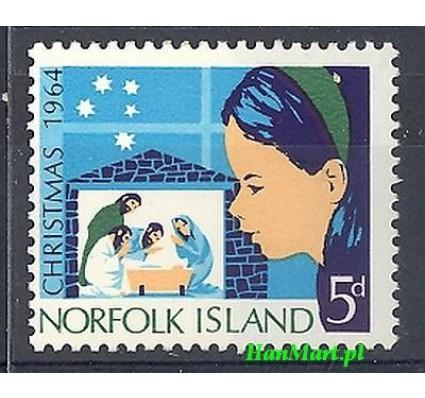 Norfolk 1964 Mi 59 Czyste **