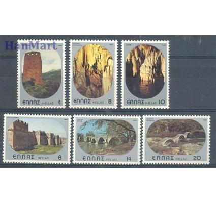 Znaczek Grecja 1980 Mi 1403-1408 Czyste **