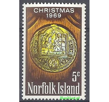 Norfolk 1969 Mi 104 Czyste **