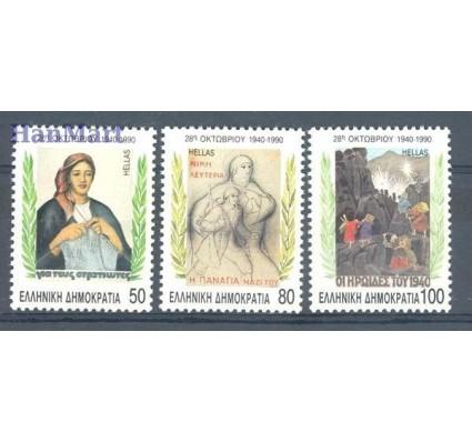 Znaczek Grecja 1990 Mi 1769-1771 Czyste **