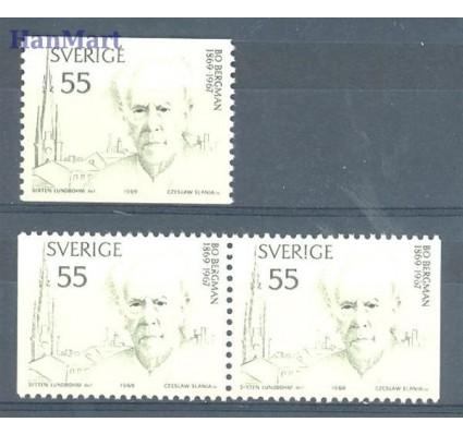Znaczek Szwecja 1969 Mi 654a,dl,dr Czyste **