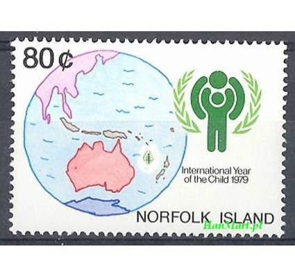 Norfolk 1979 Mi 233 Czyste **
