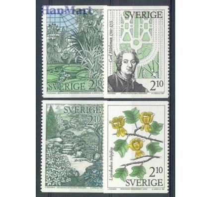 Znaczek Szwecja 1987 Mi 1453-1456 Czyste **