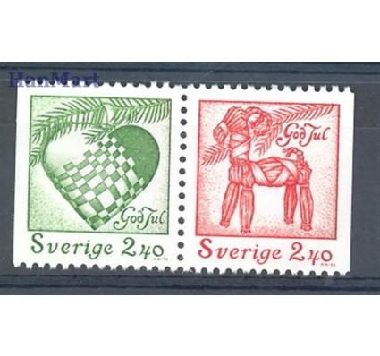 Znaczek Szwecja 1993 Mi 1799-1800 Czyste **