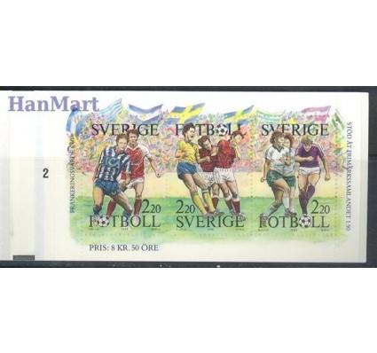 Znaczek Szwecja 1988 Mi mh 134 Czyste **