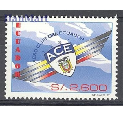 Znaczek Ekwador 1997 Mi 2364 Czyste **