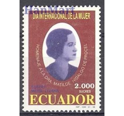 Znaczek Ekwador 1998 Mi 2380 Czyste **