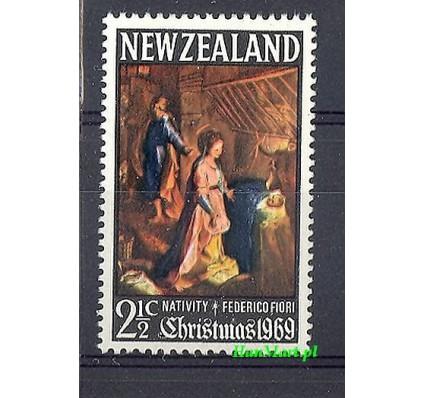 Znaczek Nowa Zelandia 1969 Mi 509 Czyste **