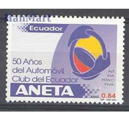 Znaczek Ekwador 2001 Mi 2555 Czyste **