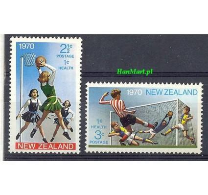 Znaczek Nowa Zelandia 1970 Mi 543-544 Czyste **