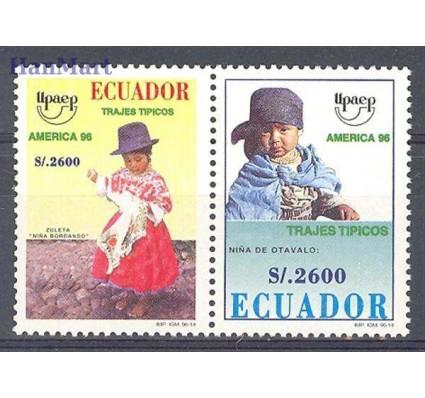 Znaczek Ekwador 1996 Mi 2352-2353 Czyste **