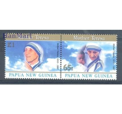 Znaczek Papua Nowa Gwinea 1998 Mi 821-822 Czyste **