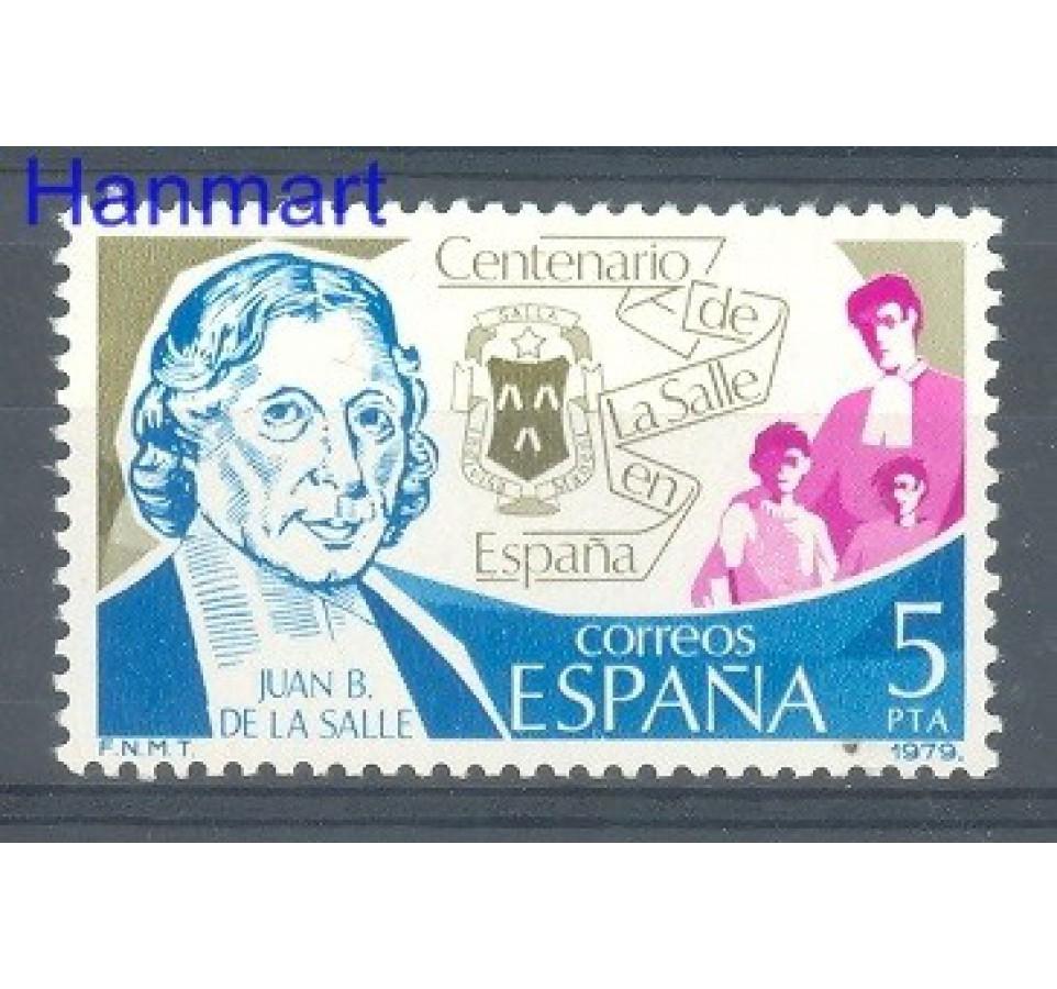 Hiszpania 1979 Mi 2403 Czyste **