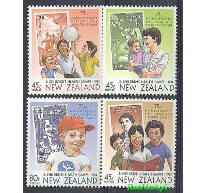 Nowa Zelandia 1994 Mi 1360-1363 Czyste **