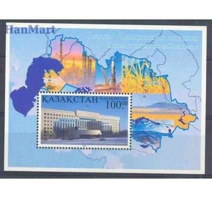 Znaczek Kazachstan 1998 Mi bl 11 Czyste **