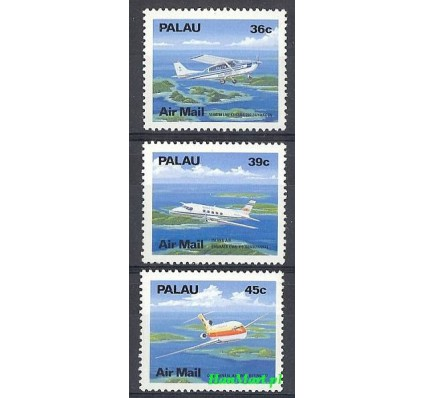 Znaczek Palau 1989 Czyste **