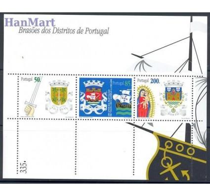 Znaczek Portugalia 1998 Mi bl 141 Czyste **