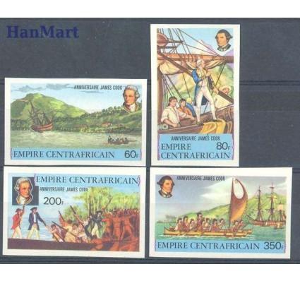 Znaczek Republika Środkowoafrykańska 1978 Mi 555-558B Czyste **