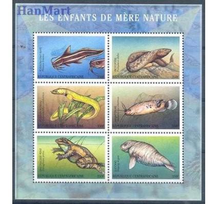 Znaczek Republika Środkowoafrykańska 2001 Mi 2709-2714 Czyste **