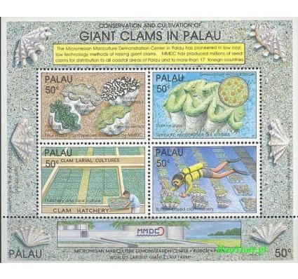 Znaczek Palau 1991 Mi bl 11 Czyste **