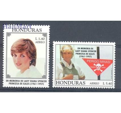 Znaczek Honduras 1997 Mi 1348-1349 Czyste **