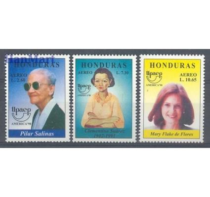 Znaczek Honduras 1999 Mi 1456-1458 Czyste **