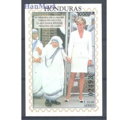 Znaczek Honduras 1997 Mi bl 59 Czyste **