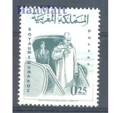 Znaczek Maroko 1965 Mi 545 Czyste **
