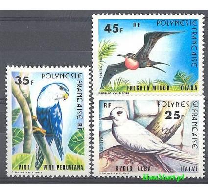 Znaczek Polinezja Francuska 1980 Mi 314-316 Czyste **