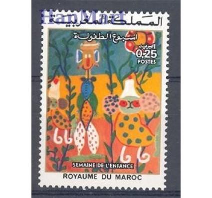 Znaczek Maroko 1975 Mi 809 Czyste **