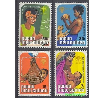 Papua Nowa Gwinea 1979 Mi 377-380 Czyste **