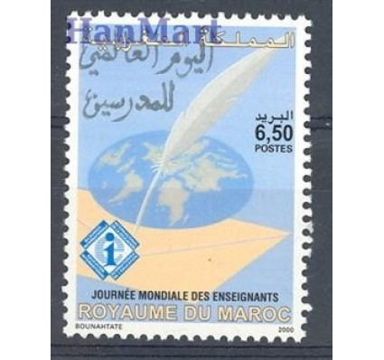 Znaczek Maroko 2000 Mi 1368 Czyste **