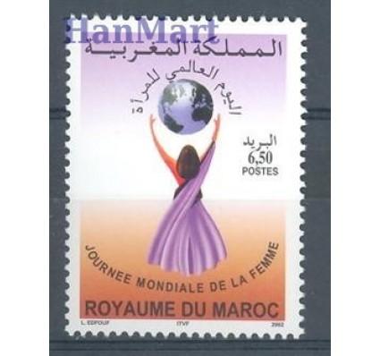 Znaczek Maroko 2002 Mi 1402 Czyste **