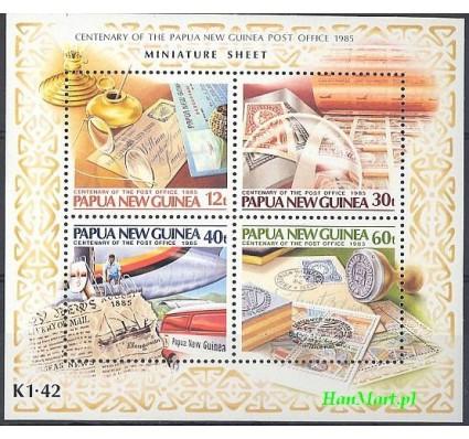 Papua Nowa Gwinea 1985 Mi bl 2 Czyste **