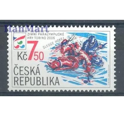 Znaczek Czechy 2006 Mi 460 Czyste **