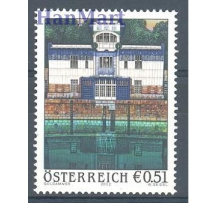 Znaczek Austria 2002 Mi 2395 Czyste **