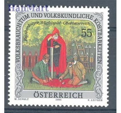 Znaczek Austria 2005 Mi 2543 Czyste **