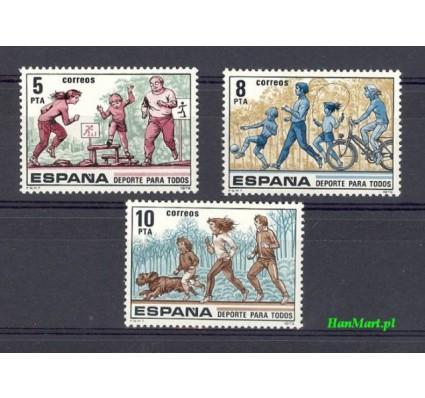 Znaczek Hiszpania 1979 Mi 2408-2410 Czyste **