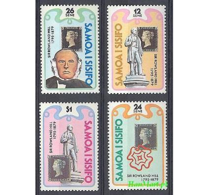 Samoa i Sisifo 1979 Mi 415-418 Czyste **