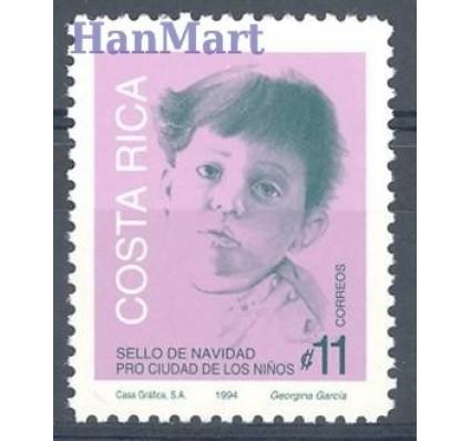 Znaczek Kostaryka 1994 Mi zwa 117 Czyste **