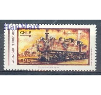 Chile 1987 Mi 1165 Czyste **