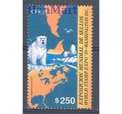 Znaczek Chile 1989 Mi 1317 Czyste **