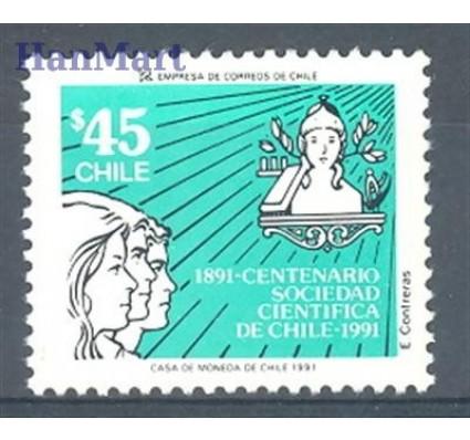 Chile 1991 Mi 1424 Czyste **