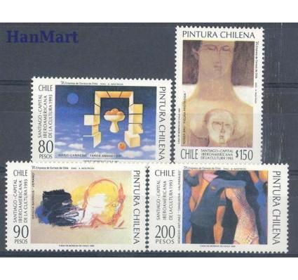 Znaczek Chile 1993 Mi 1570-1573 Czyste **