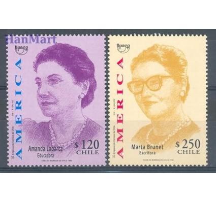 Znaczek Chile 1998 Mi 1874-1875 Czyste **